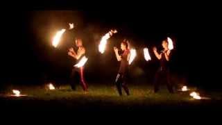 Fire Dance Crew / Promo 2013 (Fire Show)