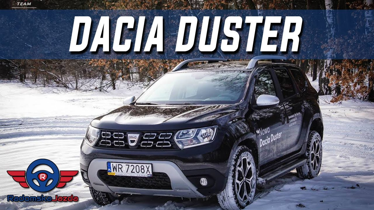 dacia duster 2018 tce 125 4 2 test pl review pl jazda pr bna radomska jazda youtube. Black Bedroom Furniture Sets. Home Design Ideas