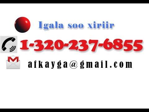 Learn English  with News (Somali)
