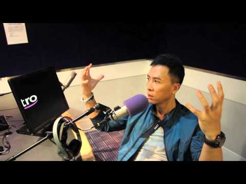 Donnie Yen Speaks About His Family