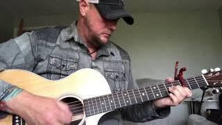 Best Shot-Jimmie Allen (guitar cover) Video