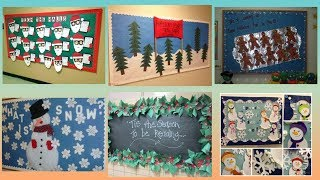 Winter's day school display board ideas   Notice board on Winter's day  