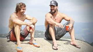 CHRIS SHARMA & JASON MOMOA SAVASSONA ROAD TRIP