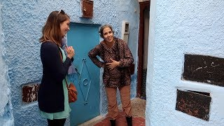 Morocco E.06 - Fes - Moroccan Mama & Buying Carpets