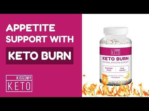 Keto Burn - Fat Burning Pills That Work!