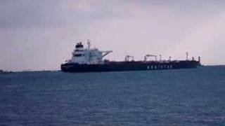 tanker ship video