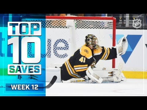 Top 10 Saves from Week 12
