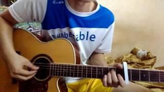 Mashup Anh Cứ Đi Đi( Harri Won) , Nếu( Noo Phước Thịnh) và Tâm Sự Với Người Lạ Guitar cover