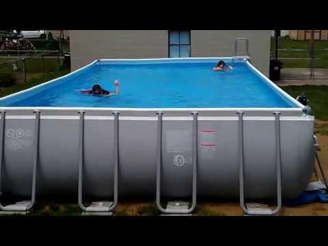 "Pool - Intex Ultra Frame 32x16 (52"" deep)"