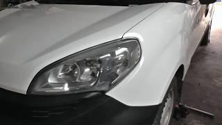 Замена шаровой опоры FIAT Doblo Maxi 2015