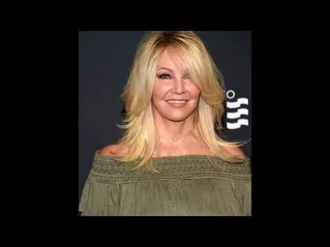 Heather Locklear charged with four counts of battery on a sheriff's officer