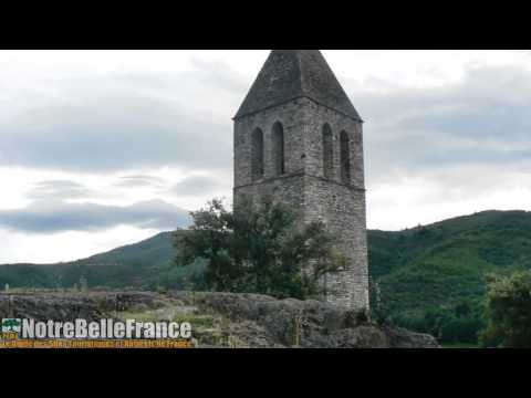 Olargues, village perché anciennement fortifié (notrebellefrance, HD)