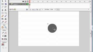 Flash Tutorial - Bouncing Ball Physics (AS 2.0) Part 2