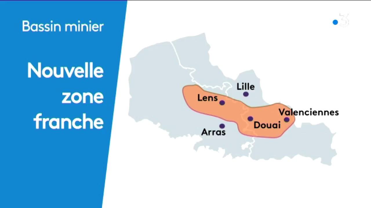 Carte Zonage Kine Corse.Carte Voici La Liste Des 150 Communes Du Bassin Minier Ou S