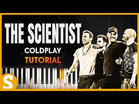 "How to play ""The Scientist"" by  Coldplay  