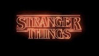 Stranger Things (Main Theme) (Piano & String Version) - Extended