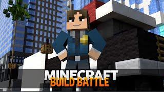 Minecraft: CHAMA A POLÍCIA!!! (BUILD BATTLE)