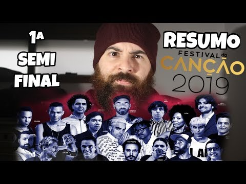Resumo 1 Semi-Final Festival Canção: Ana Claudia, Calema, Conan Osiris e Matay thumbnail
