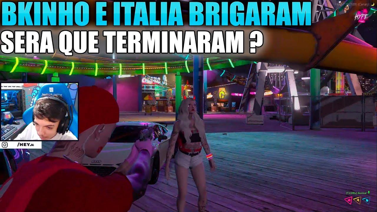 Download BKINHO E ITALIA BRIGARAM SERÁ QUE TERMINARAM ?