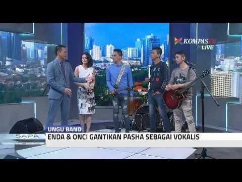 Grup Band Ungu Tampil Dengan Formasi Baru