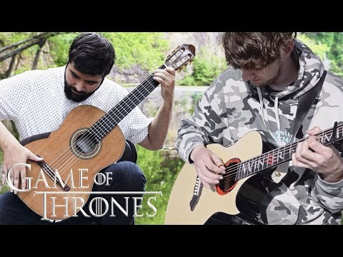 Mhysa - Game of Thrones OST Daenerys Theme ft Beyond the Guitar