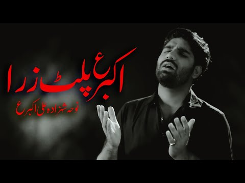 Nohay 2019 | Akbar Palat Zara | Yawer Abbas Damani 2019 New Noha | Muharram 1440 | Noha 2019