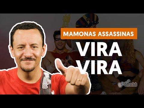 Vira-Vira - Mamonas Assassinas (aula de baixo)