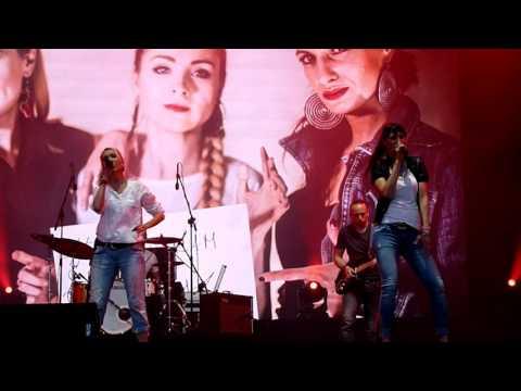 Girls On Fire - Jaka bym była  Wrocław 23.07.2017 LIVE HD