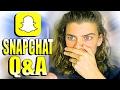 AM I A VIRGIN? - SNAPCHAT Q&A