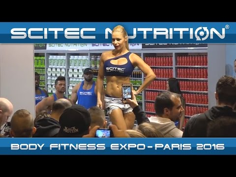 Body Fitness Expo - Paris 2016 day 1