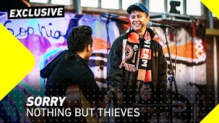 Nothing But Thieves - Sorry | 3FM Exclusive | 3FM Live
