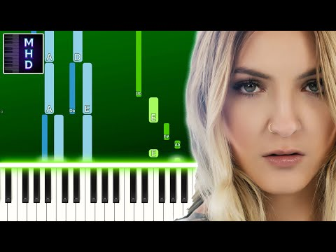 Julia Michaels - Give It To You (from Songland) (Piano Tutorial Easy)