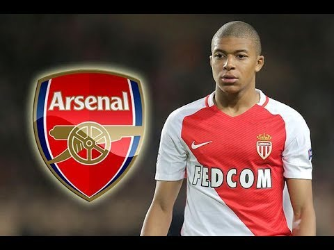 Kylian Mbappe | Welcome To Arsenal £100 Million Man | Best Goals And Skills | HD