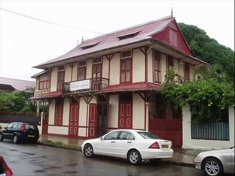 Caiena - Guiana francesa Cityscapes