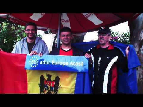 """""""EU aduc Europa acasă"""" - mesaj din Portugalia, Lisabona"""