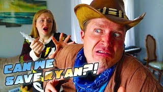 Can We Still Save Him? Ryan Is The Bandit!