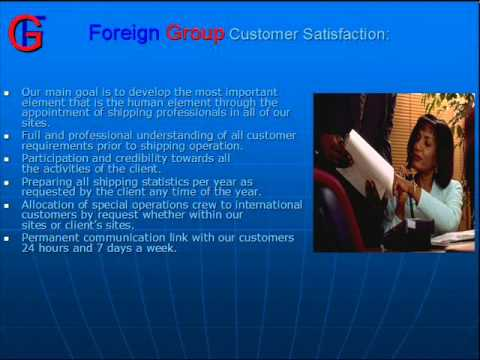 Foreign Group ( Express , Freight & Logistics )
