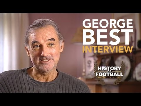 George Best   Full  History Of Football