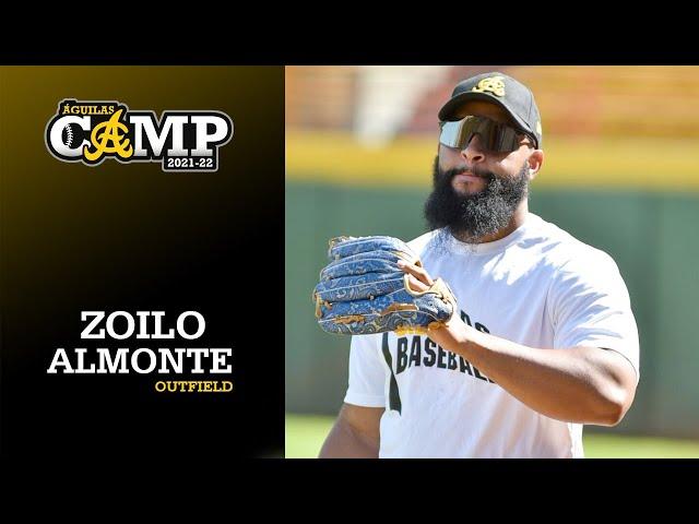 Águilas Camp 2021: Encuentro virtual con el jugador Zoilo Almonte