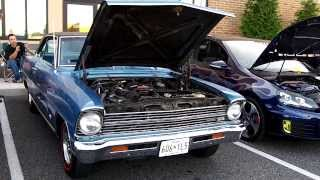 1967 Chevy II SS 283