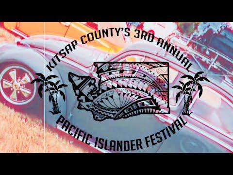 Kitsap County's 3rd Annual Pacific Islander Festival (2018) | Bremerton ,WA