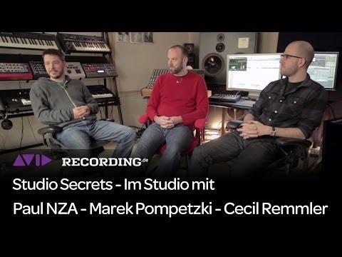 Studio Secrets - Im Studio mit den Produzenten von Sido