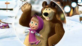 Juegos de Masha y El Oso: Masha y los objetos ocultos del oso- Vídeos bebé Juegos para niños