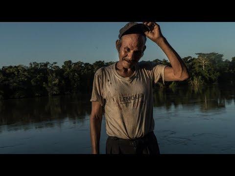 The Last Man to Speak Taushiro in the Amazon