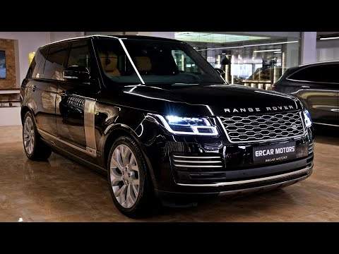 2021 Range Rover L - Exterior and interior Details (Luxury Large SUV)