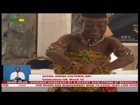 Ghana Marks Cultural Day