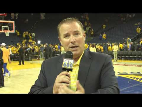 Bob Fitzgerald: Game 1 loss at Oracle spells a long series for Warrior-Thunder
