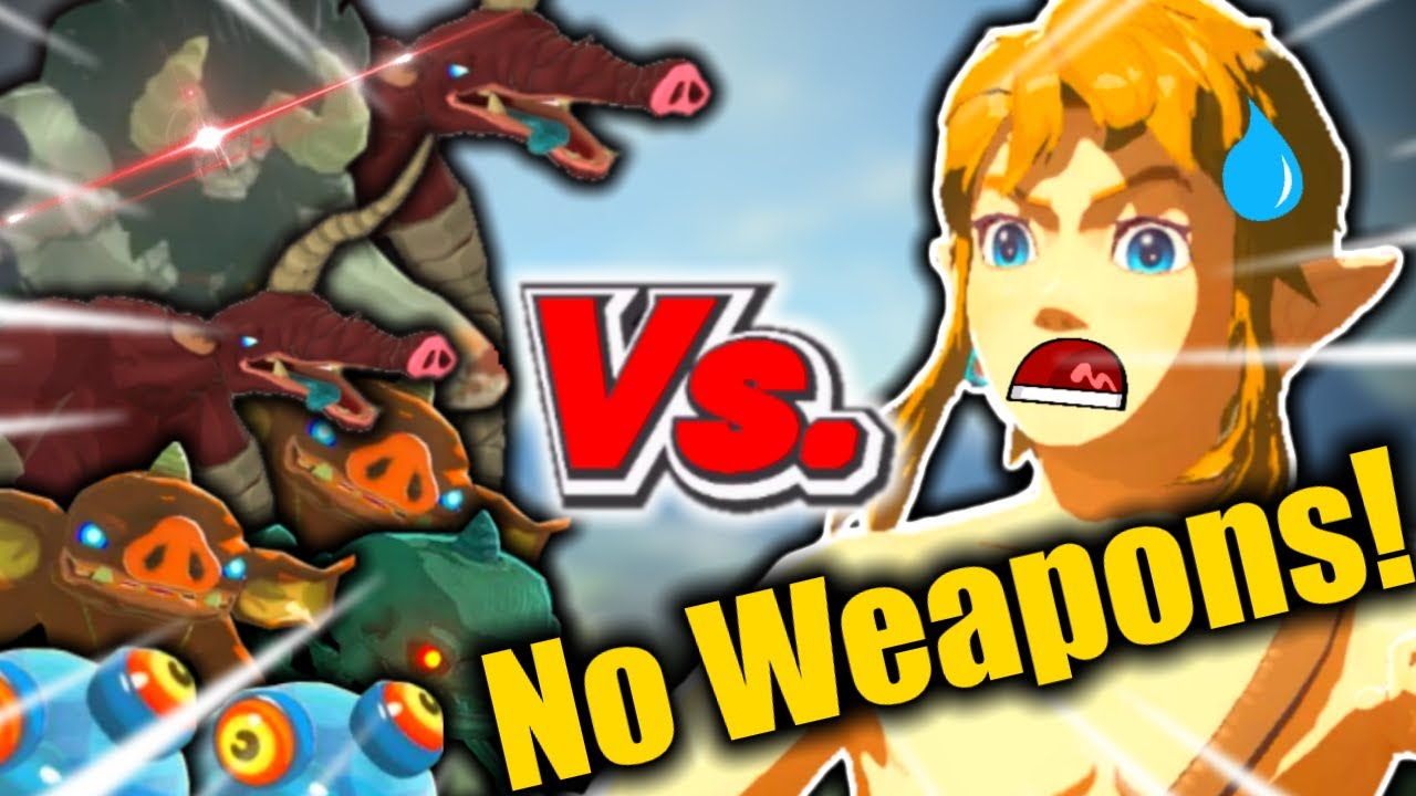 Very Hard Difficulty Is Actually Easy Hyrule Warriors Age Of Calamity Youtube