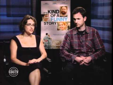 """CalTV Features: """"It's Kind of a Funny Story"""" with Ryan Fleck & Anna Boden"""