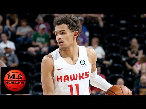 New York Knicks vs Atlanta Hawks Full Game Highlights / July 7 / 2018 NBA Summer League